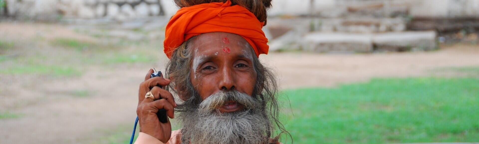 צור קשר לגעת בהודו